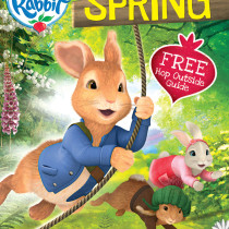 Peter Rabbit DVD giveaway