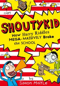 A review for Shoutykid by Simon Mayle,