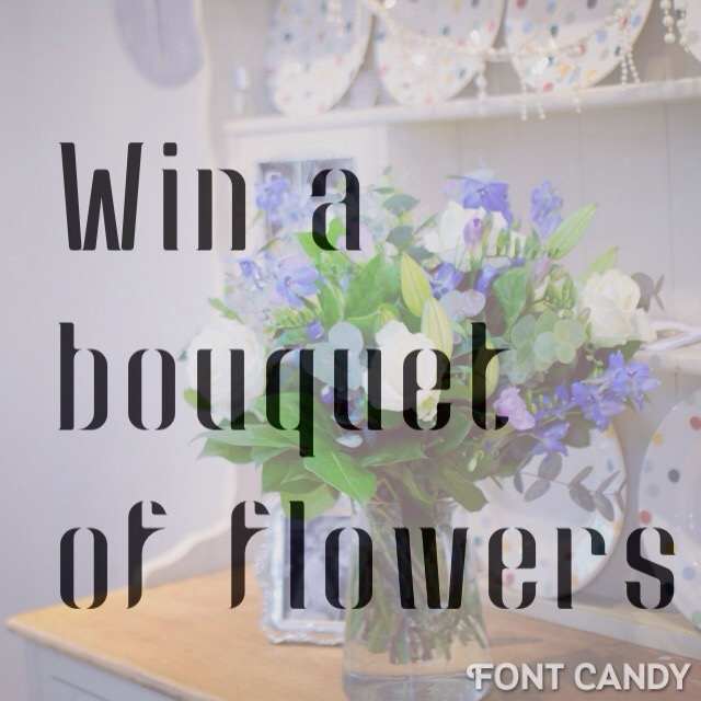 Win a beautiful bouquet of flowers from Serenata