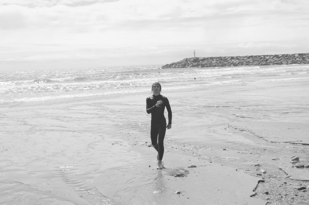 A day out surfing with the teenager by  Mum in a nutshell