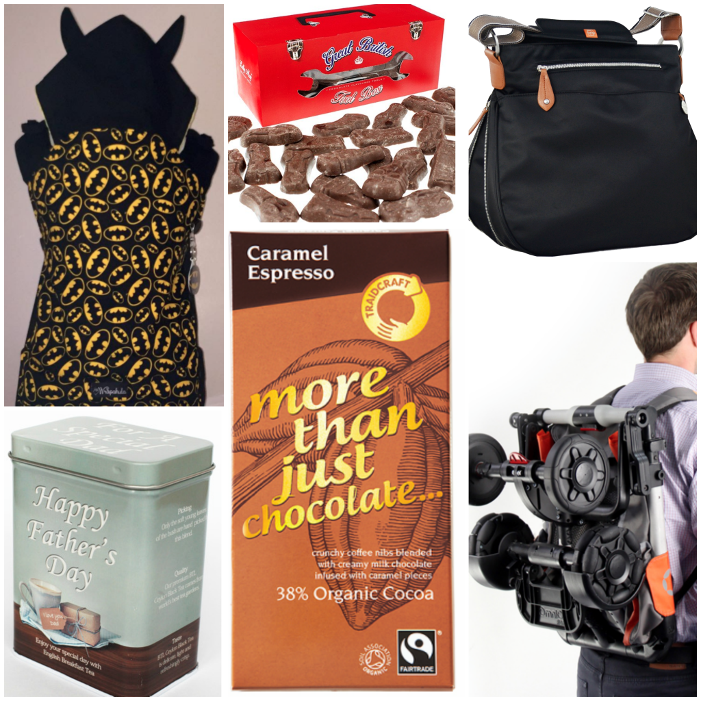 A modern dad fathers day gift guide