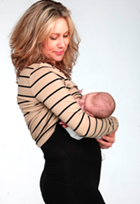 A essential breastfeeding top