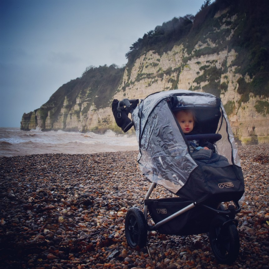 reviewing the Mountain Buggy Terrain the pushchair for all conditions!