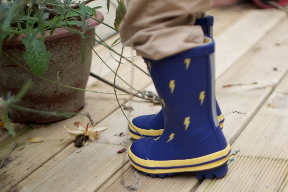 My Sunday Photo – the one with the wellies