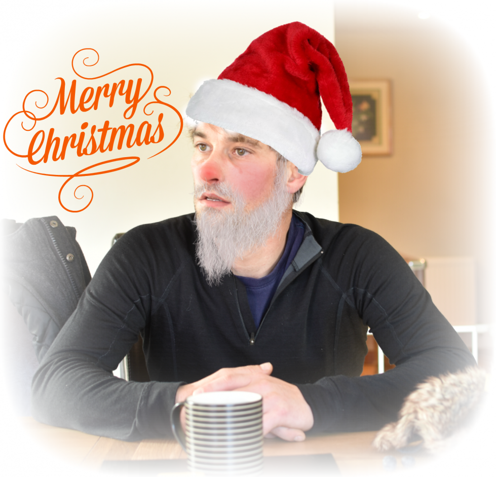 Whens the best age to stop believing in Father Christmas? read my thoughts on this here;