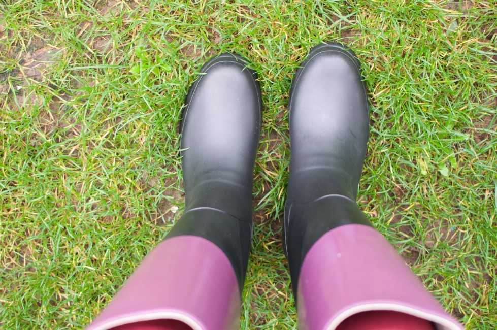 How to look fabulous in wellies by choosing the right boot