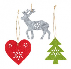 looking for scandinavian christmas decorations