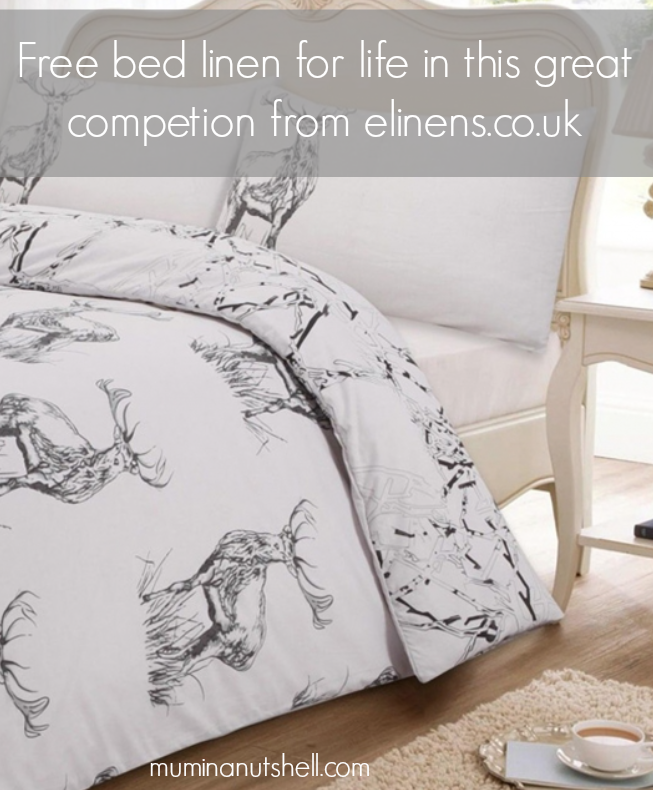 Fancy Winning Free Bed Linen For Life From eLinens.co.uk?
