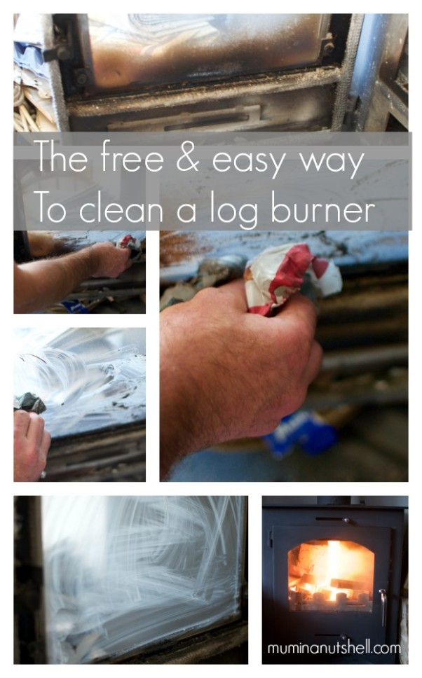 Cleaning A Log Burner The Free And Easy Way