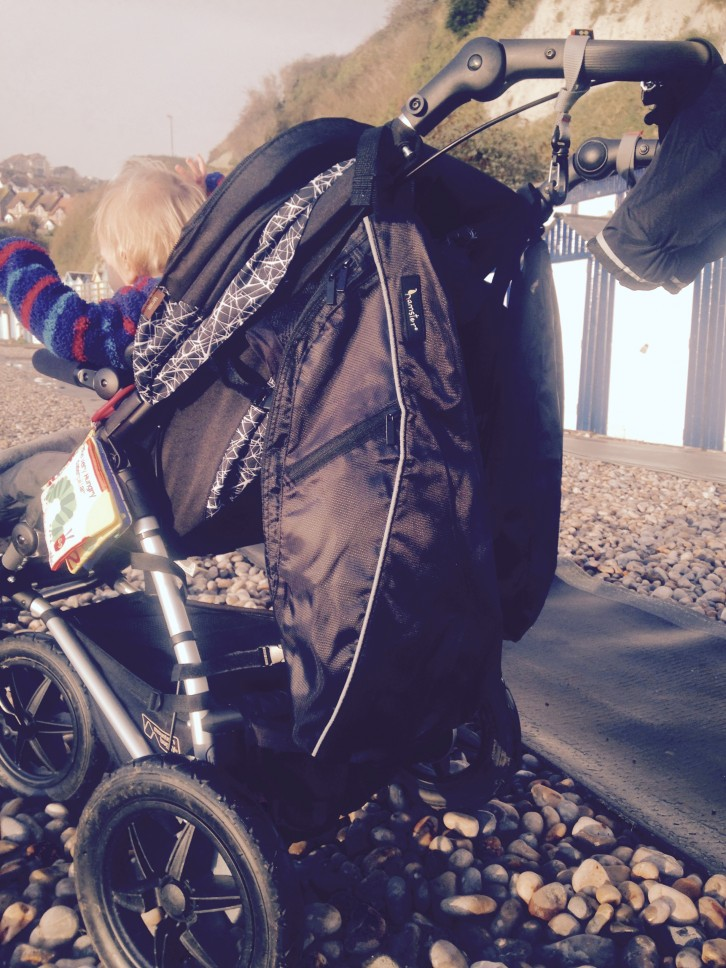 Hamster bags give you some extra space on your buggy