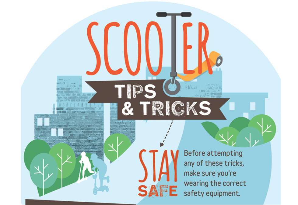 Scooter Tips and Tricks from Halfords