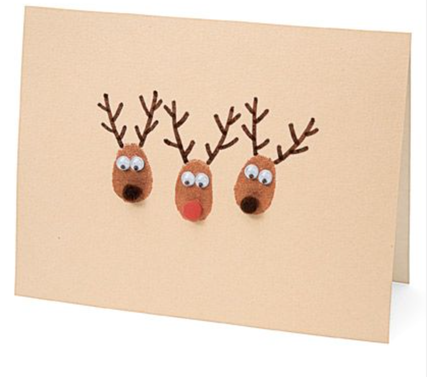 simple but fabulous handmade christmas cards anyone can make