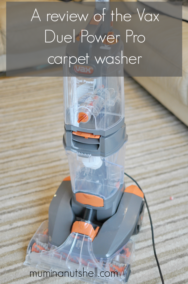 Ensuring Your Carpets Are Hygienically Clean With a Vax Dual Power Pro Carpet Washer