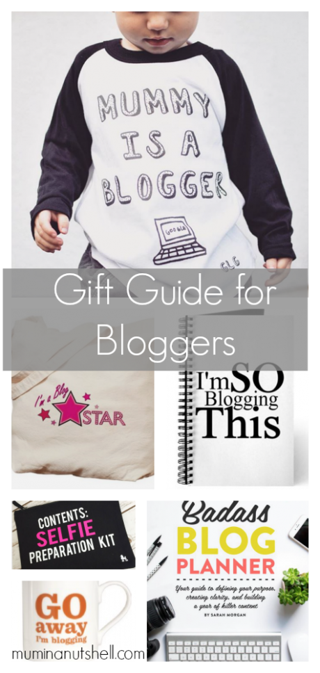 An Awesome Gift guide for a blogger (and they're all under £15)