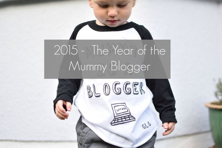 My 2015 in a Nutshell | The Year of the Mummy Blogger