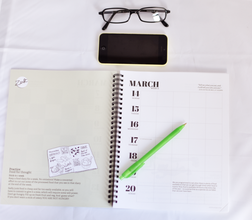 organise your life and blogging with a Stigu planner, perfect for a busy blogger