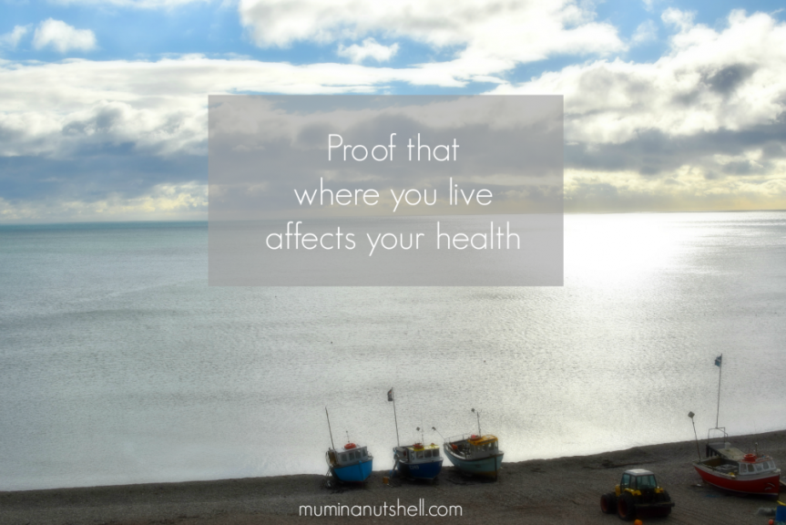 Proof That Where You Live Affects Your Health