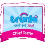 Trunki chief tester