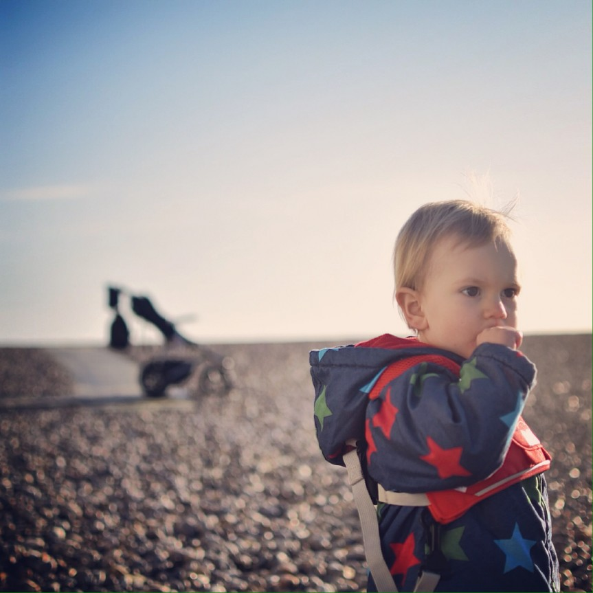 Toddler life and the pleasure of puddles   Living Arrows #5