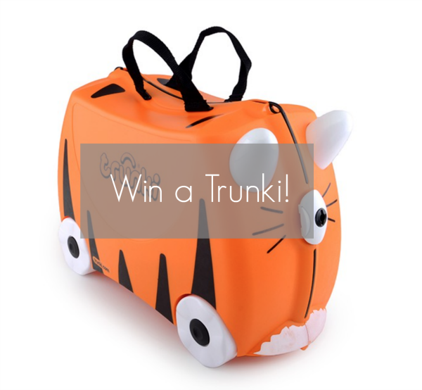 Celebrate the New Year with a Chance to Win an Adorable Trunki