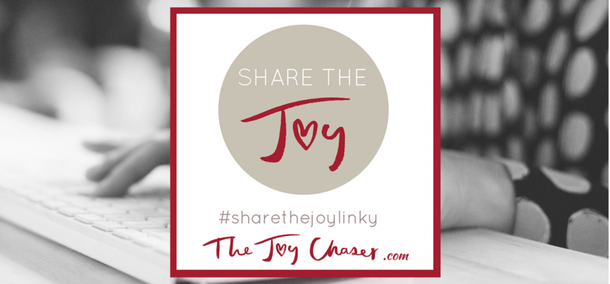 The Power of Positive Thought? Share The Joy