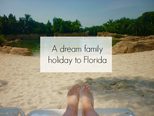 Sharing Our Dream Florida Holiday Of A Lifetime