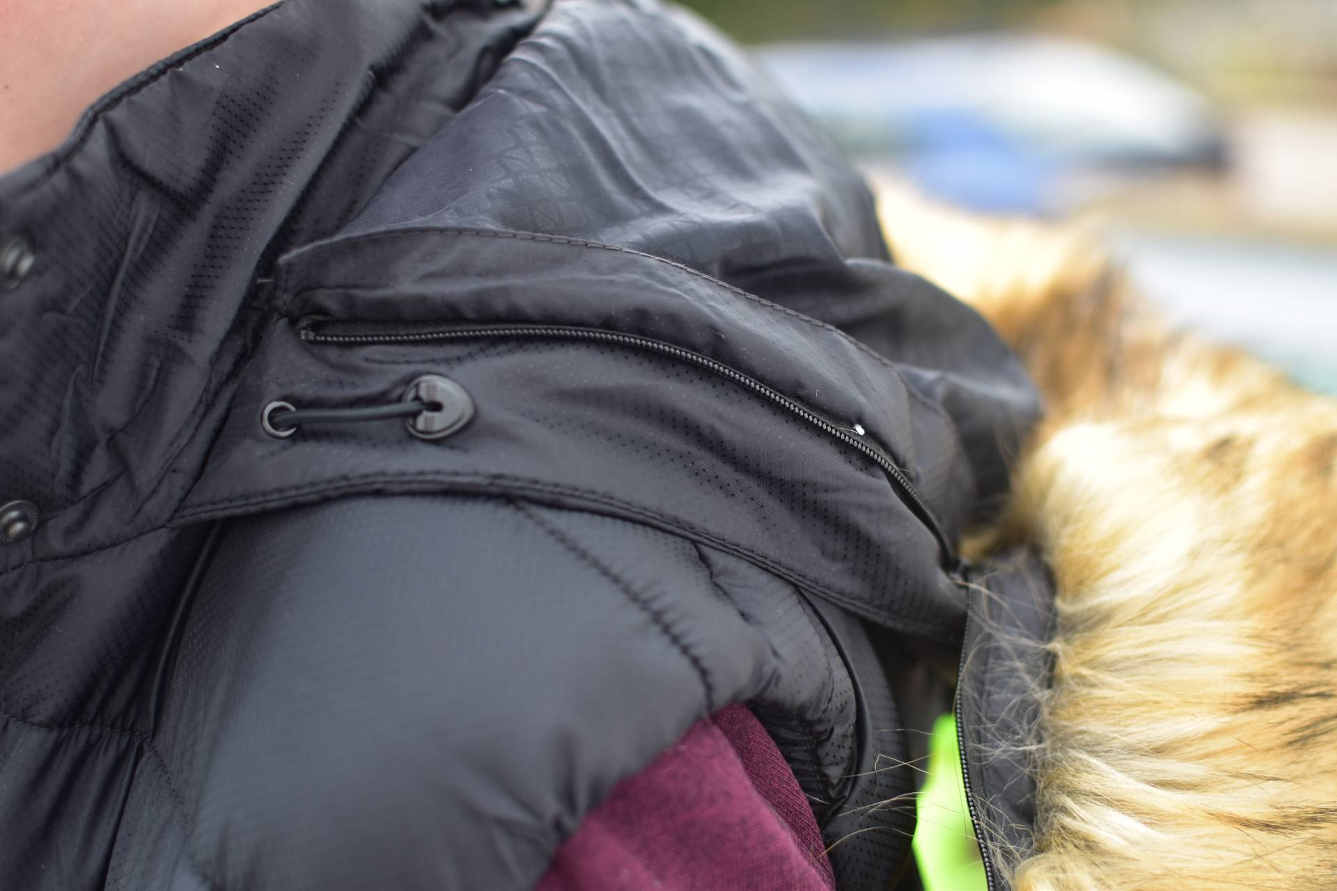 Review of the Merrell ladies Silversun featherless gilet