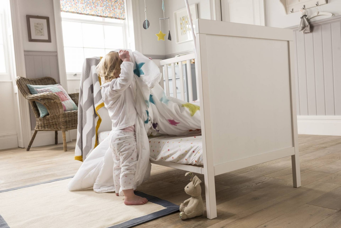 helping your child to move from a cot to a bed with these tips and ideas