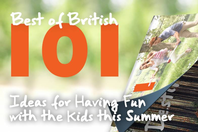 101 activities and destinations to take the kids on holiday this summer in the UK