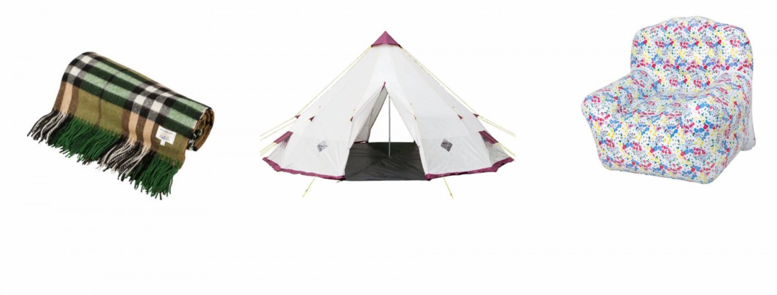 If you're not a happy camper why not give glamping a go this festival and camping season with this yummy mummy galloping checklist