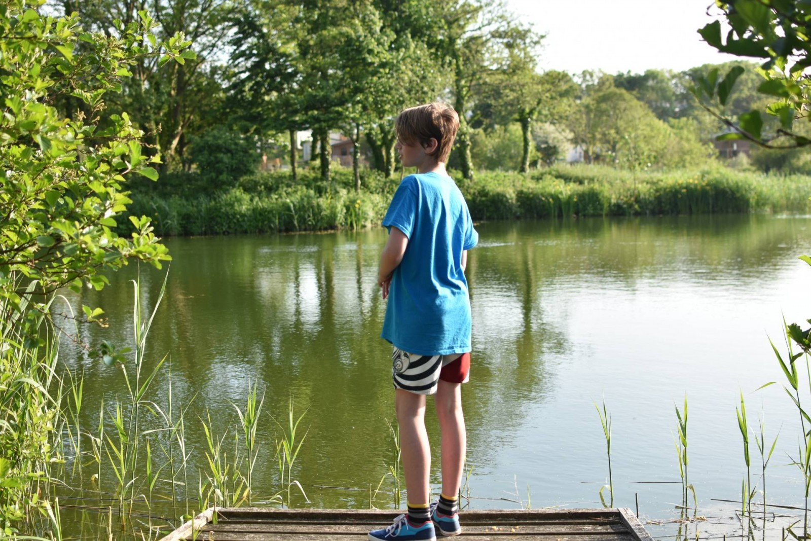there's lots to do at Trevella Park while still having a relaxing time with the family, the fishing lake is perfect for early evening walks listening to the wildlife