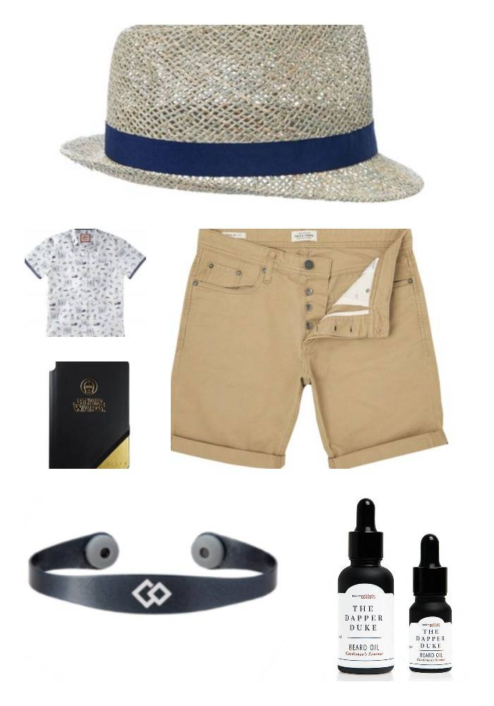 A gift guide for a hipster, perfect ideas for a young at heart trendy dad