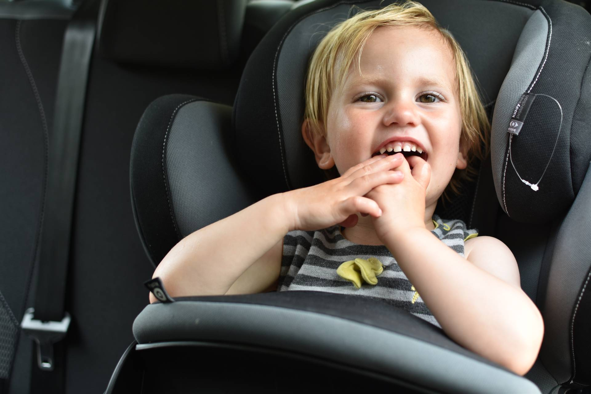 Do you know the real dangers of forward facing car seats? I't's difficult though when your baby or toddler doesn't like rear facing so I've tested out an impact shield car seat which seemed a good alternative.