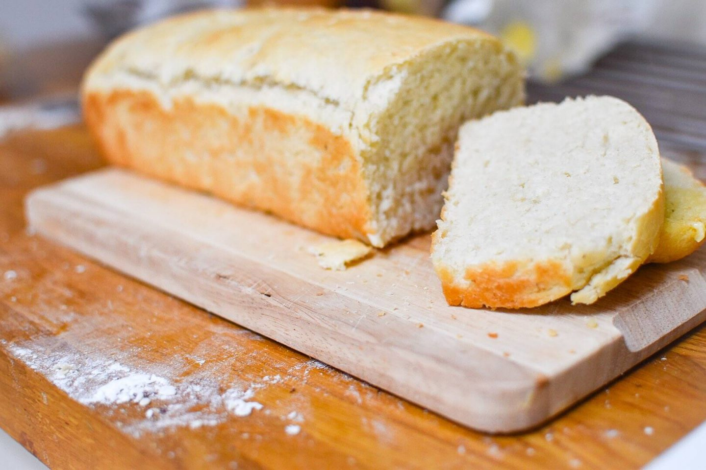 A Seriously Easy Honey Loaf