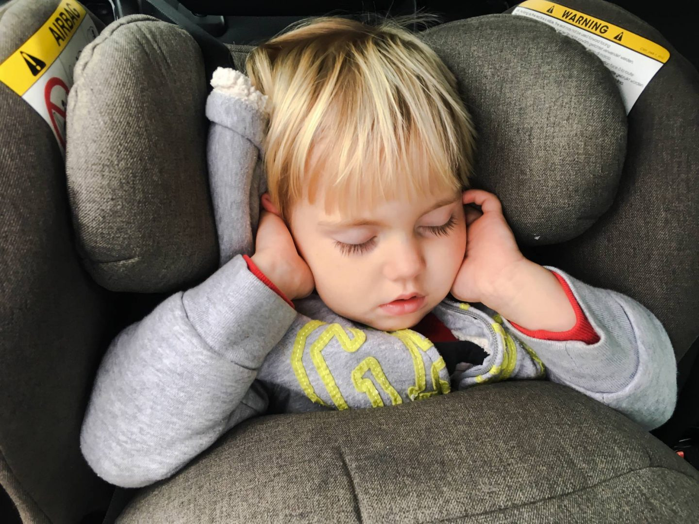 What Are Your Family Car Journey Milestones?