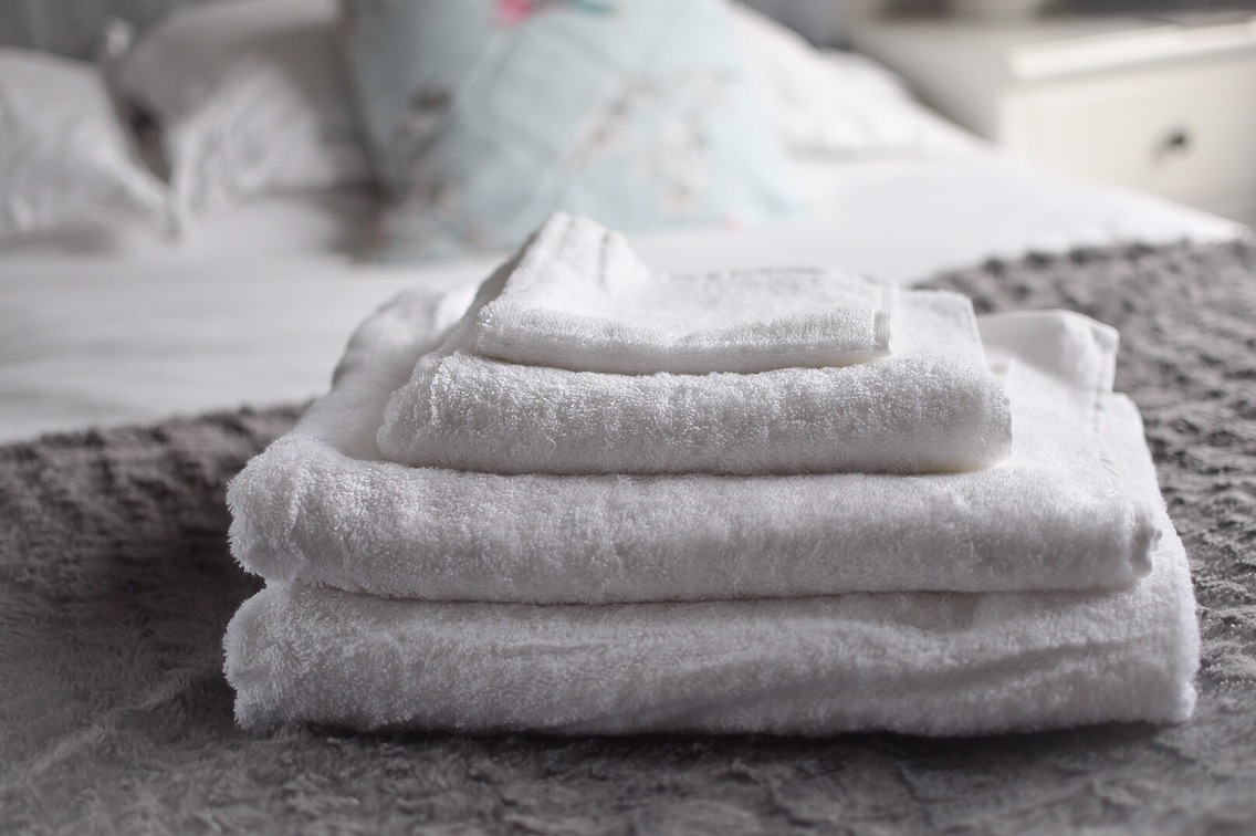 Ever wondered what the difference is between and bamboo and a cotton towel? Here's your chance to find out in this easy giveaway