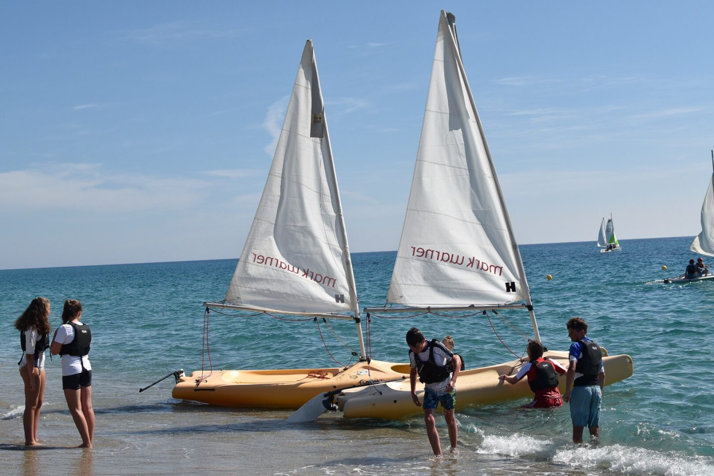 water sports at pedepera